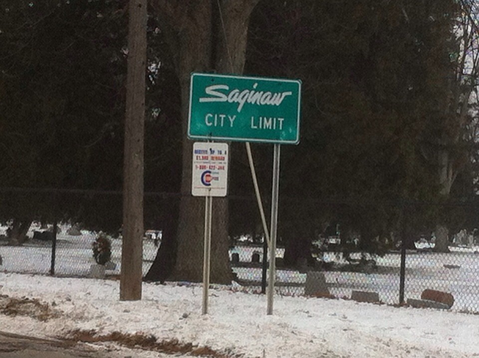 Welcome to Saginaw.