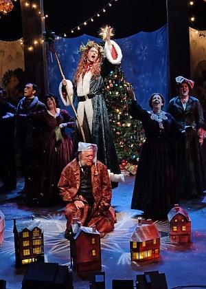 A Christmas Carol at Cygnet Theatre