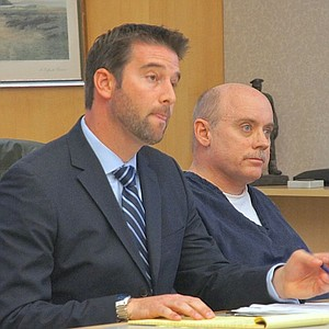 Attorney Daniel Greene, with Barton, is expected to argue that all charges should be dismissed.