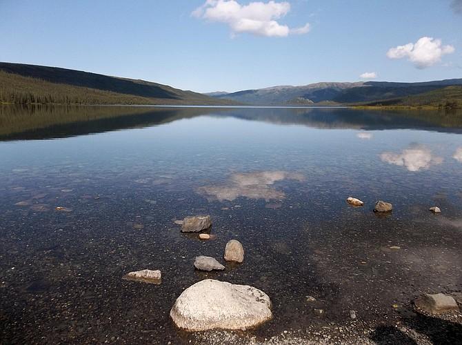Wonder Lake, Denali National Park, Alaska