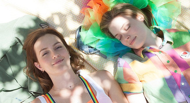 Leighton Meester and Gillian Jacobs star in Life Partners