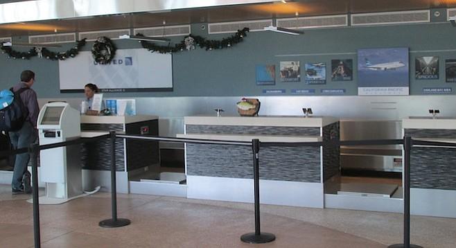 Carlsbad terminal