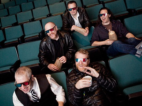 Punk'd alt-country act Camper Van Beethoven pulls into Belly Up on Tuesday!
