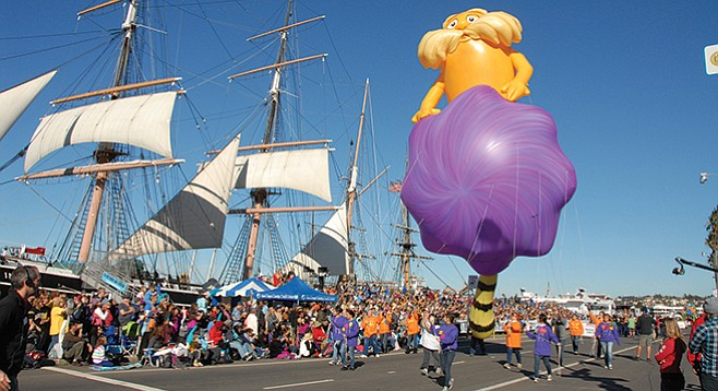 Friday, December 26: Big Bay Balloon Parade