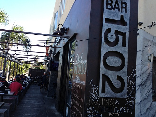 """Apparently """"Bar OB"""" wasn't numbery enough."""