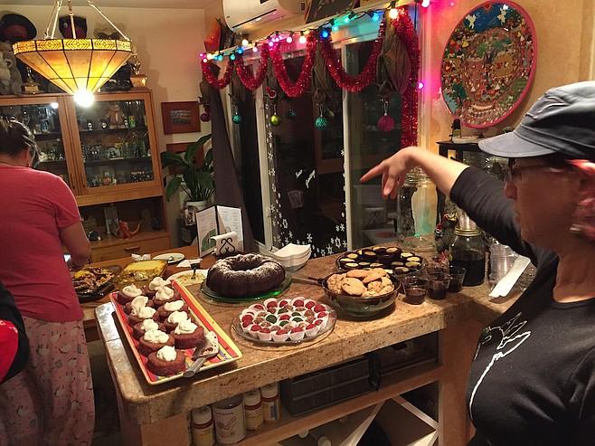 Beth's desserts