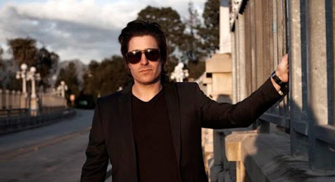 Local musician/studio head Joseph has a new venture: radio host.