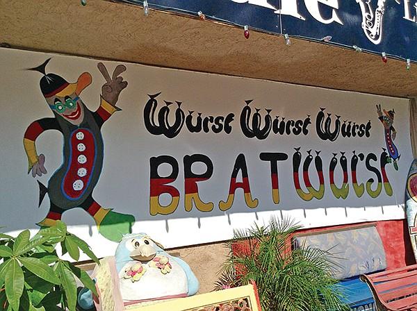 Best Wurst In Town