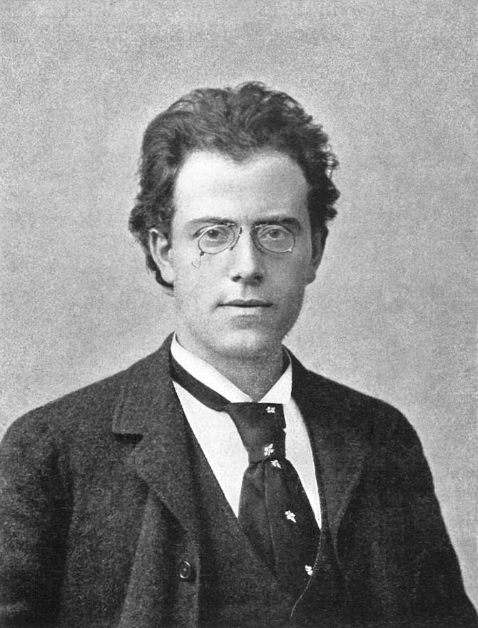 Gustav Mahler getting some love in the highlights.