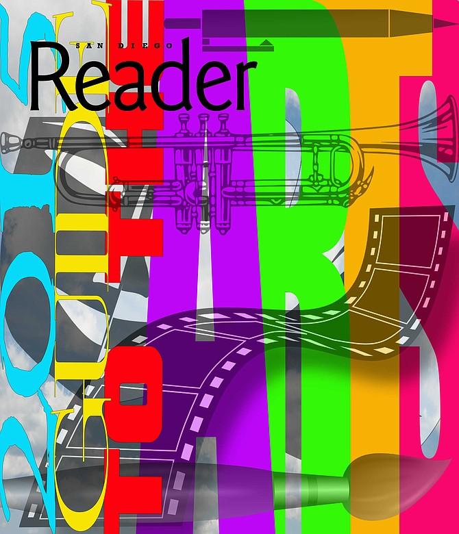 Reader Cover contest Randy Mclaughlin