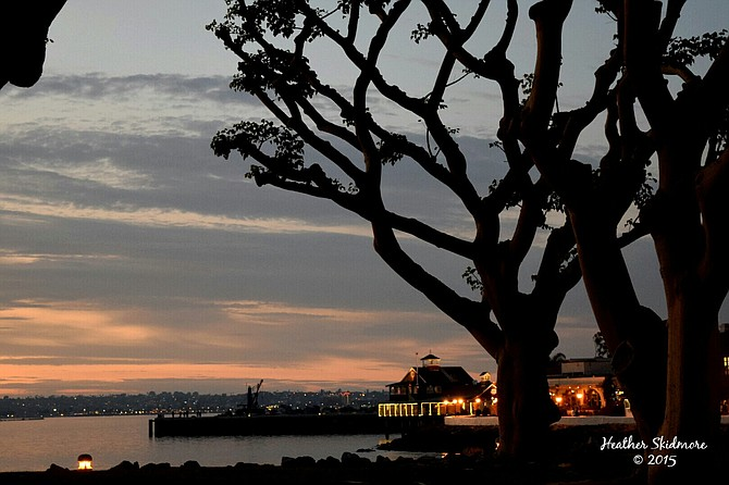 Embarcadero Marina Park at Seaport Village