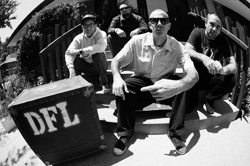 The reunited, reignited skate-punk quartet DFL will open for the DKs on Thursday!