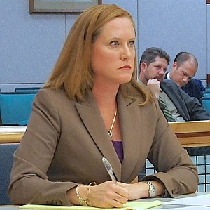 Prosecutor Rachel Solov