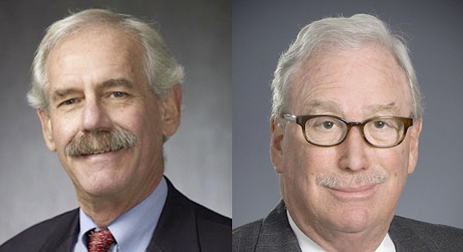 Picker and Peevey — two Michaels…two objectives?