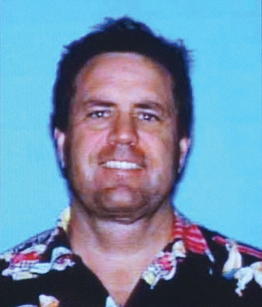 Photo of the deceased man, John Upton