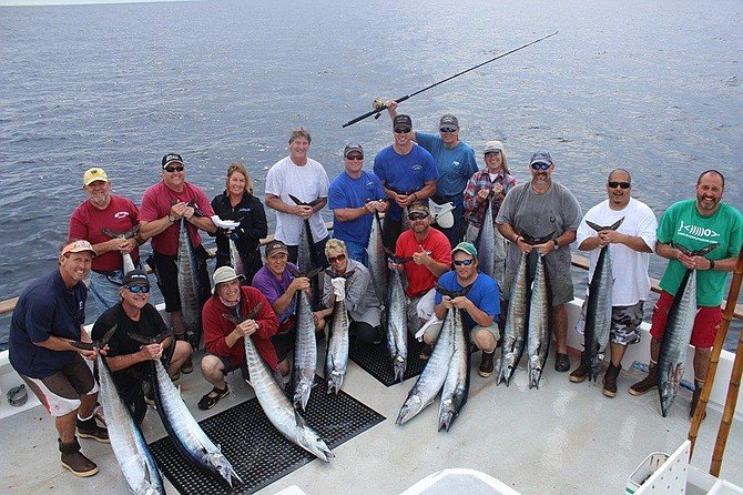 From Excel Sportfishing