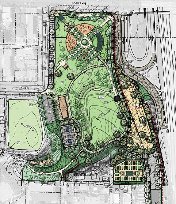 Ward Canyon general development plan