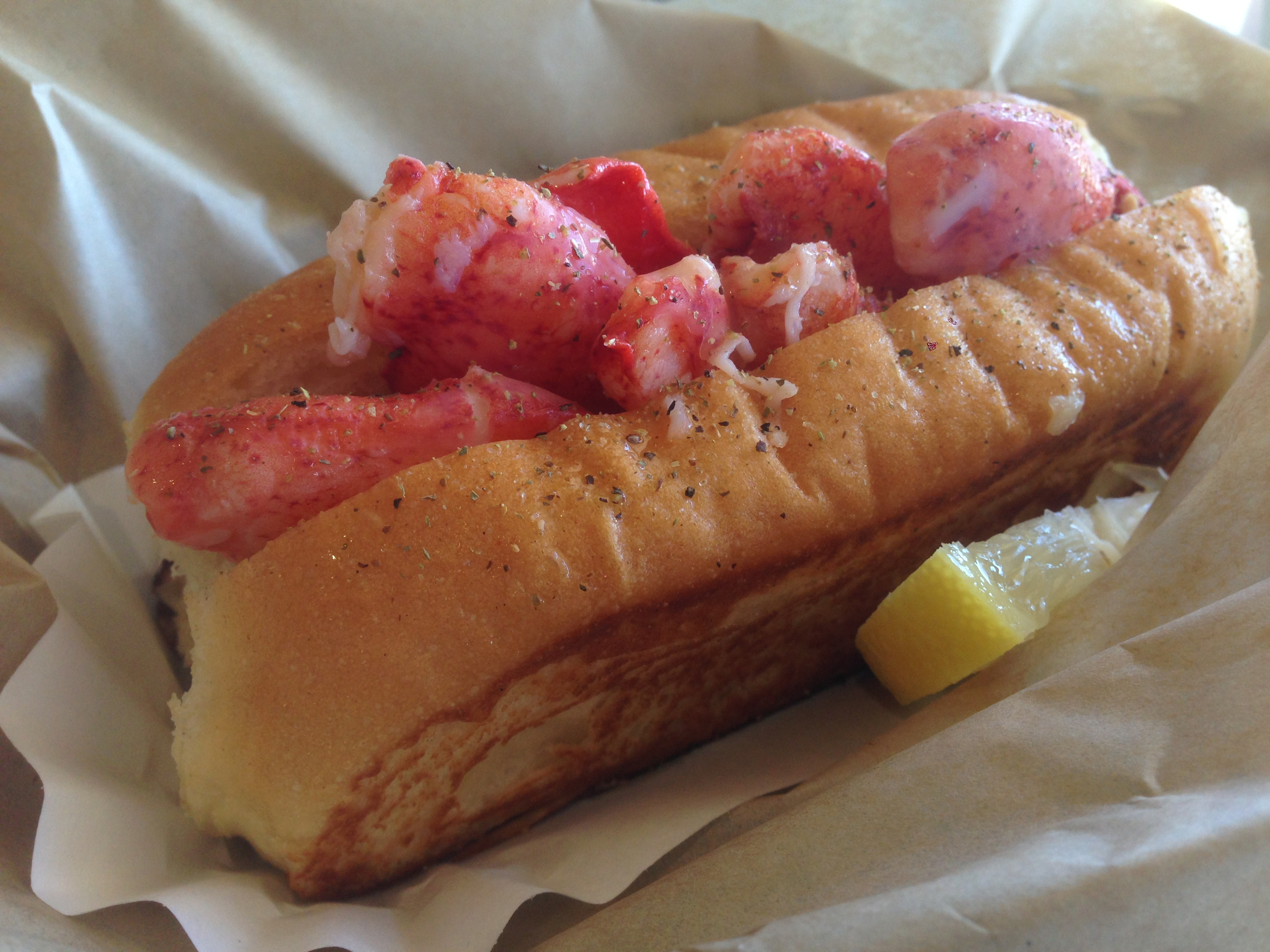 Taste the East at Lobster West | San Diego Reader