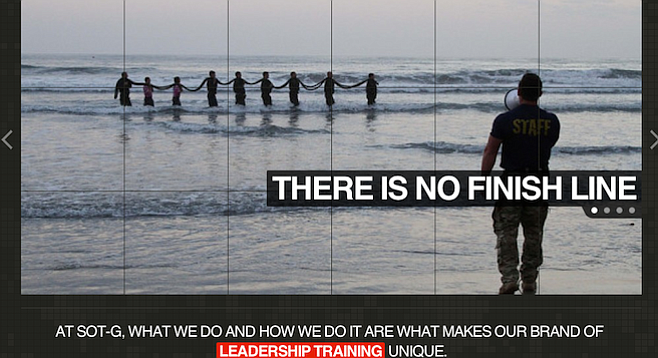 from Special Operations Training Group website