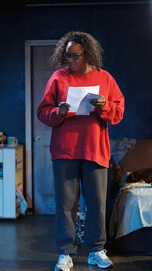 Yolanda Franklin as Lorraine, This Wide Night