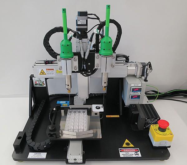 Organovo bioprinter