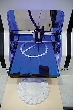 Robo 3D machine at SD3D