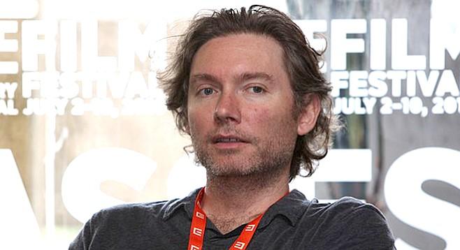 Kevin Macdonald - Image by Petr Novák