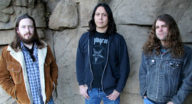 Heavy-psych trio Earthless has the world tripping on metal again.