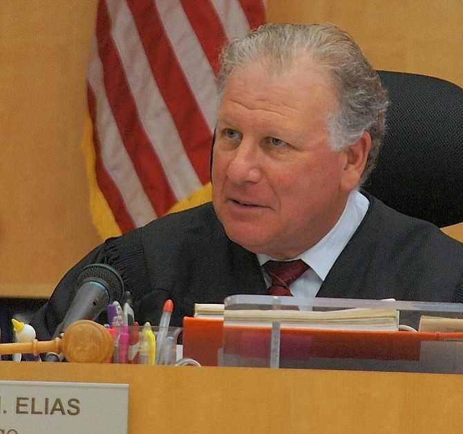 Judge Harry Elias