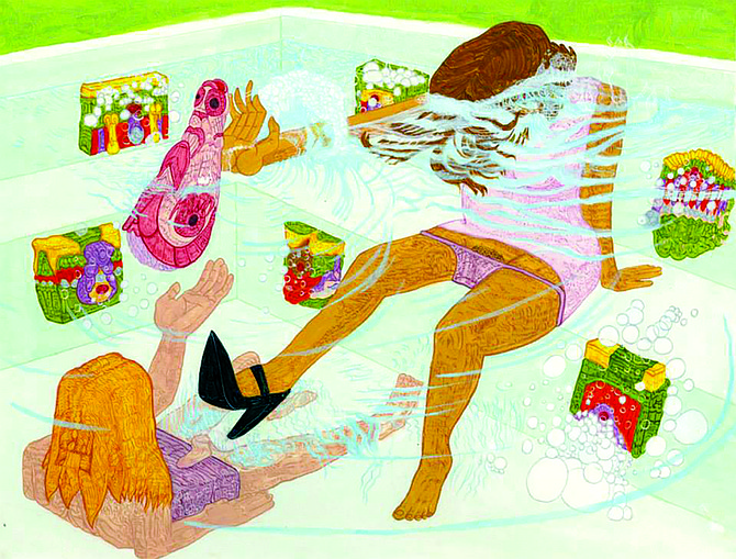 Walter Sutin's Bad Things Happen in Hot Tubs