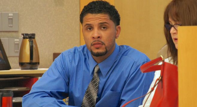 Julius Anthony Keeler, 31, pleads not guilty. Photo by Eva