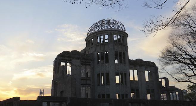 Journey to ground zero: Hiroshima, Japan  San Diego Reader