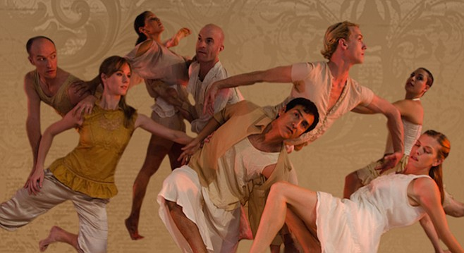 Jean Isaacs San Diego Dance Theater