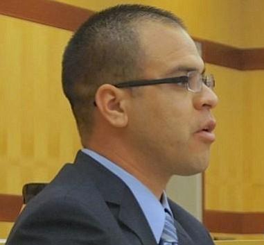 Deputy Anthony Mirelas