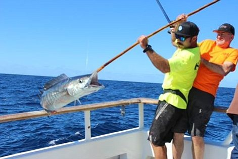 Credit: Excel Sportfishing W/ Mike Loust and Tim Turis
