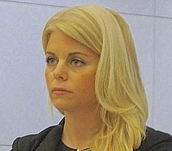 Prosecutor Nicolette Cassidy