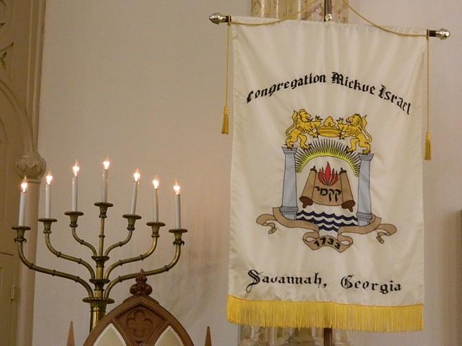 Congregation Mickve Israel.