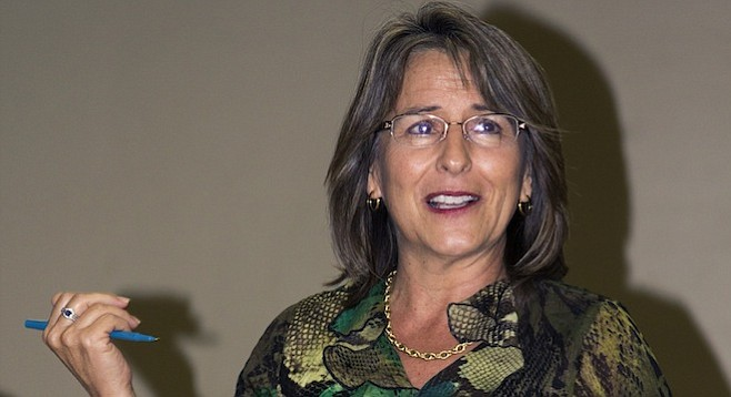 Council Candidate Lorie Zapf Raises Nearly $500,000 - Times of San ...