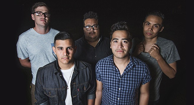 This five-piece fluke is set to unleash its quick EP, Shooting Star.