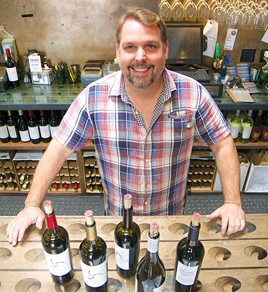 Adam Carruth's Carruth Cellars specializes in single vineyard reds from Northern California.