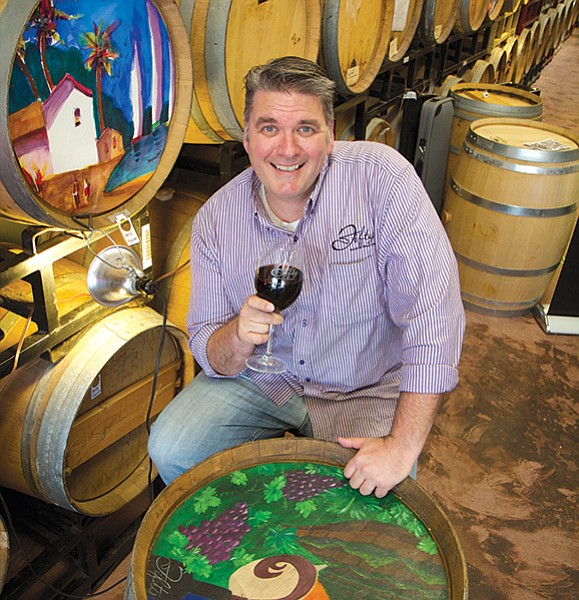 Brian Vitek started Fifty Barrels in 1999 in a garage when he was just out of college.
