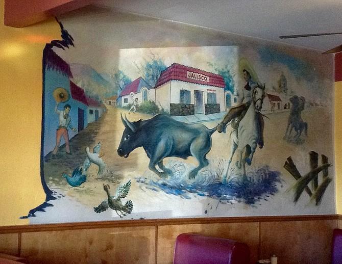Jalisco's mural