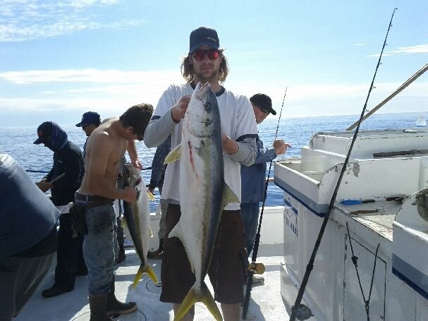 February 15 dock totals san diego reader for Point loma fishing