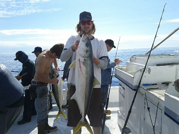 February 15 dock totals san diego reader for Point loma sport fishing