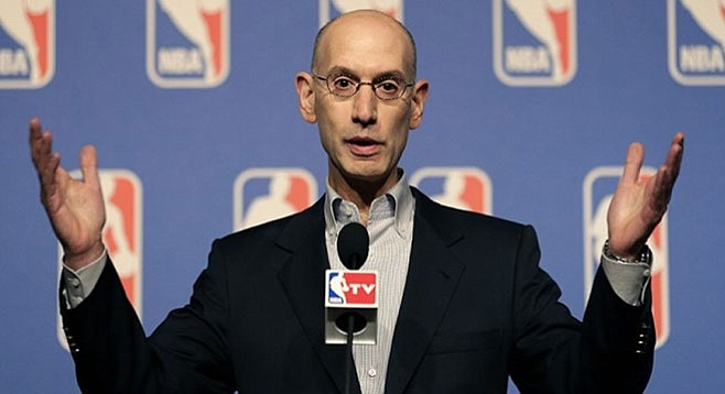 NBA commissioner Silver suggests legalizing sports betting; $400 billion is too much money to ignore.