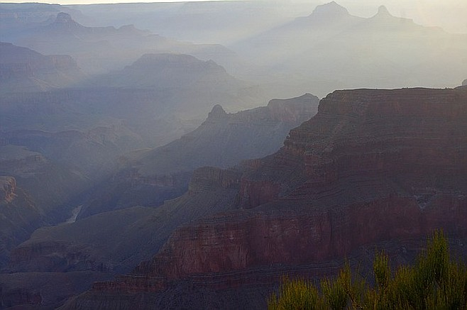 Grand Canyon shot #3.