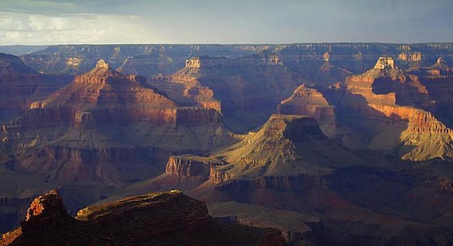 canyon grand diego arizona