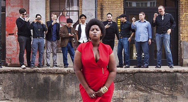 Seven Grand sets up Gulf Coast soul dynamos the Suffers on Friday.