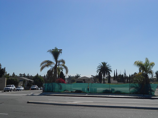Corner of El Cajon Boulevard and Jessie Avenue