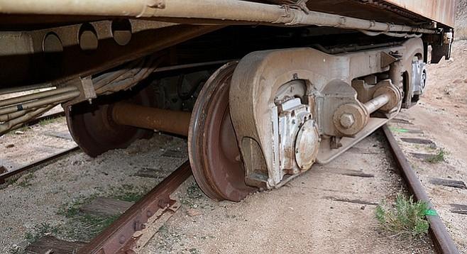 Sabotage on the railway? | San Diego Reader